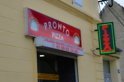 Pronto Pizza - Restaurants Entre Juine et Renarde