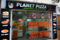 Planet Pizza - Restaurants Entre Juine et Renarde